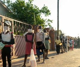 Giá thực phẩm toàn cầu tăng, các nước nghèo bị ảnh hưởng nặng