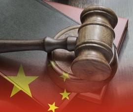 Trung Quốc tham vọng xây dựng hệ thống pháp luật tích hợp AI