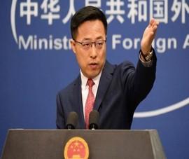 Trung Quốc đáp trả gắt tuyên bố chung Mỹ - Nhật