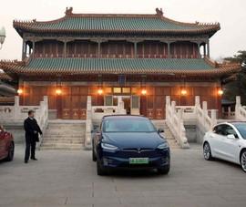 Trung Quốc cấm xe của Tesla tại các khu tổ hợp quân sự