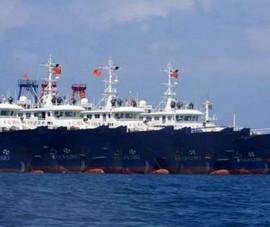 Biển Đông: TQ cáo buộc thế lực bên ngoài kích động căng thẳng