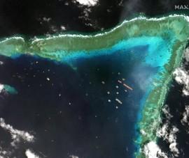 Hàng loạt nước Âu, Á phản đối vụ hàng trăm tàu TQ ở Đá Ba Đầu