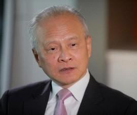 Đại sứ TQ ở Mỹ nói về việc Bắc Kinh thay vị thế của Washington