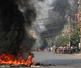'Một ngày đáng xấu hổ', 50 người biểu tình Myanmar bị bắn chết