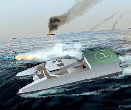 Lớp tàu chiến mới sẽ định hình lại học thuyết hải quân Iran?