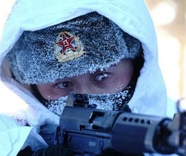 Trung Quốc đưa lính qua Nga thi hành quân ở núi tuyết Siberia