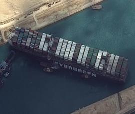 Hiện tượng tự nhiên giúp cứu tàu Ever Given ở kênh đào Suez