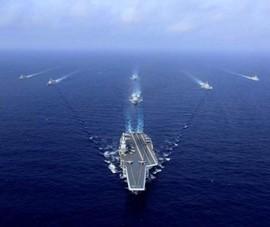 Bắc Kinh tuyên bố sẽ thường xuyên tập trận gần Đài Loan