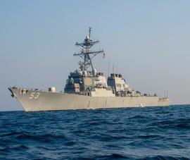 Tàu khu trục Mỹ vào EEZ 'không báo trước', Ấn Độ nêu quan ngại