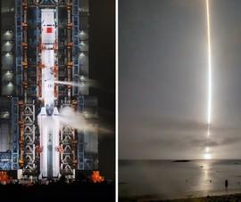 Âm mưu của Trung Quốc khi phóng 4 vệ tinh trên Biển Đông