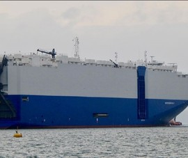 Tàu hàng Israel bị tấn công gần vùng biển của UAE