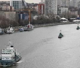 NATO chỉ trích Nga 'khóa' Biển Đen, ngăn tàu Kiev cập cảng