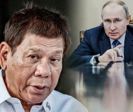 Căng thẳng với TQ, Philippines chuyển dùng vaccine của Nga