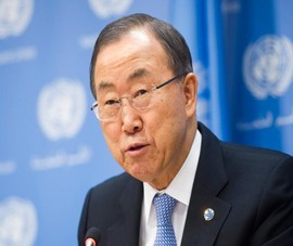 Ông Ban Ki-moon kêu gọi 'hành động mạnh hơn' về Myanmar