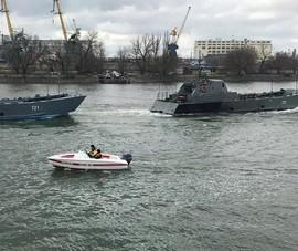 Mỹ: Nga 'leo thang vô cớ' khi định 'khóa' một phần Biển Đen