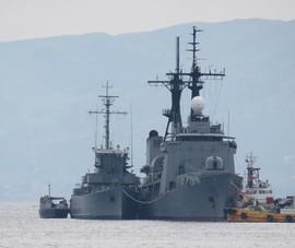 Biển Đông: Philippines điều tàu, máy bay đến gần các tàu TQ