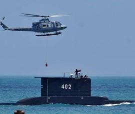 Jakarta thông tin về cơ hội sống sót của 53 thủy thủ tàu ngầm