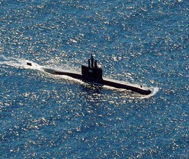 Vớt được vật thể trôi, Indonesia xác nhận tàu ngầm bị chìm