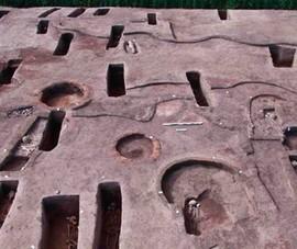 110 ngôi mộ cổ được khai quật tại vùng Châu thổ sông Nile