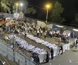 Israel: Hành hương dẫn đến giẫm đạp thương tâm, 45 người chết