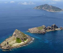 Nhật, Đài Loan cùng điều tàu chiến giám sát tàu hộ vệ của TQ