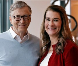 Vợ chồng Bill Gates tuyên bố sẽ ly hôn sau 27 năm chung sống