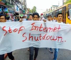 Myanmar cấm truyền hình vệ tinh hoạt động vì lo ngại an ninh