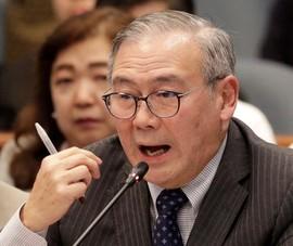 Ngoại trưởng Philippines xin lỗi sau phát ngôn cực gắt với TQ
