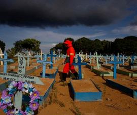 ĐH Washington: Chết vì COVID-19 toàn cầu cao gấp đôi báo cáo