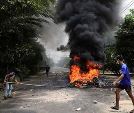 Myanmar: 'Chính phủ đoàn kết dân tộc' bị coi là 'khủng bố'