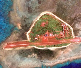 Philippines tính lắp camera giám sát trái phép tại đảo Thị Tứ
