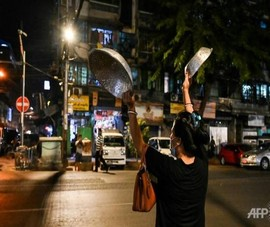 Myanmar sau 100 ngày xảy ra chính biến
