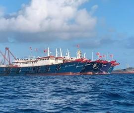 Philippines lại tố hàng trăm tàu Trung Quốc 'xâm nhập' EEZ