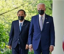 Dự thảo Sách trắng quốc phòng Nhật 2021 lưu ý hoạt động Mỹ-TQ