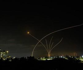 Hamas phóng thêm 100 quả rocket vào TP Ashkelon của Israel