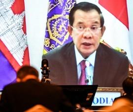 Ông Hun Sen thừa nhận cần thiết phải 'dựa' vào Trung Quốc