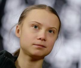 Cô Greta Thunberg 'phản pháo' báo TQ vì bị 'chế giễu cân nặng'
