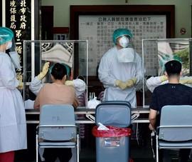 Dư luận Đài Loan bàn tán vụ bổ sung bất thường 400 ca COVID-19