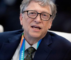 Ông Bill Gates vẫn đeo nhẫn cưới sau thông báo ly hôn