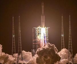 Trung Quốc phóng thành công tàu tiếp tế trạm vũ trụ Thiên Cung