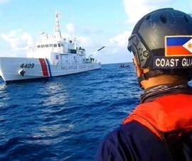 Biển Đông: Philippines gửi 100 công hàm phản đối Trung Quốc