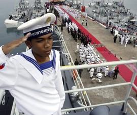 Quân cảng Ream đặt Campuchia giữa thế giằng co Mỹ-Trung?