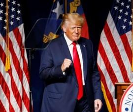 Ông Trump nói nước Mỹ đang bị 'hạ thấp' dưới thời ông Biden