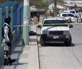 Xuất hiện đầu người bị chặt đứt tại một điểm bỏ phiếu bầu cử ở Mexico