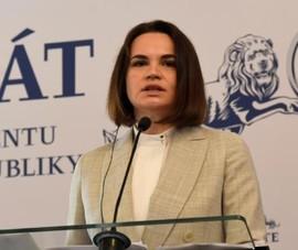 Thêm 1 nước EU coi nhân vật đối lập Tikhanovskaya là tổng thống Belarus