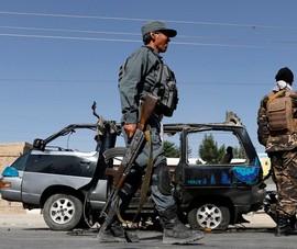 Số thương vong 'gây sốc' do giao tranh quy mô lớn ở Afghanistan