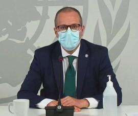 WHO: 'Châu Âu vẫn chưa thoát khỏi nguy cơ từ đại dịch COVID-19'
