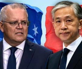 Trung Quốc tố Mỹ, Úc 'phô trương cơ bắp' khi tập trận tại Biển Đông