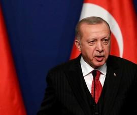 Ông Erdogan kêu gọi ông Biden hàn gắn quan hệ song phương Mỹ-Thổ Nhĩ Kỳ