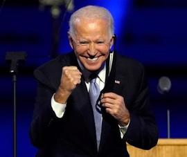Ông Biden nói đang từng bước gầy dựng lại sự tín nhiệm cho nước Mỹ